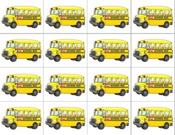 How Do We Get To School - A Graphing Activity For The First Week Of School