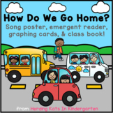 How Do We Go Home? Emergent Reader, Song, Graph & More!