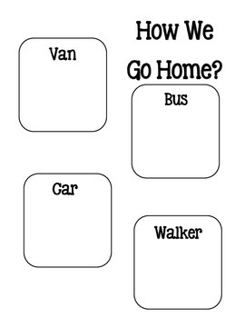 How Do We Go Home Quick Glance Chart