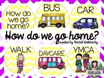 How Do We Go Home? display