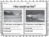 How Do We Live Unit - Compare Contrast Cultures - Social Studies