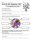 How Do We Organize Life Notes