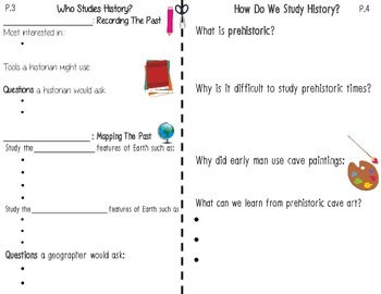 How Do We Study History Guided Notes: Roles of Social Scientists