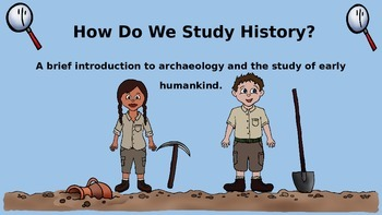 How Do We Study History PowerPoint: Roles of Social Scientists