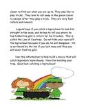 How Do You Catch A Leprechaun?