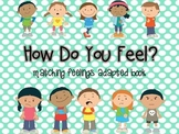 How Do You Feel? Adapted Book