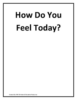 How Do You Feel Book