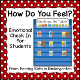 How Do You Feel? Emotions Feelings Activity
