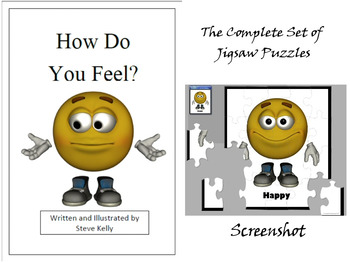 How Do You Feel? Jigsaw Puzzle Collection
