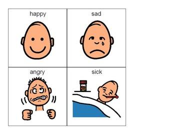 How Do You Feel Today Feelings File Folder