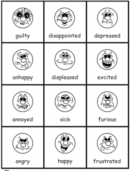 How Do You Feel?  emotional awareness activity
