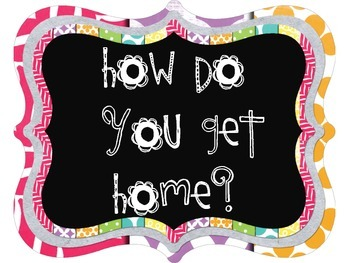 How Do You Get Home Chalkboard Theme
