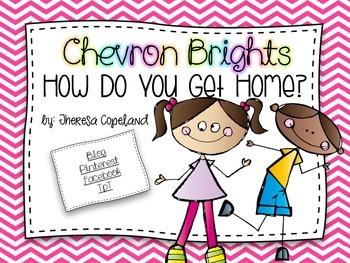 How Do You Get Home {Chevron Brights}