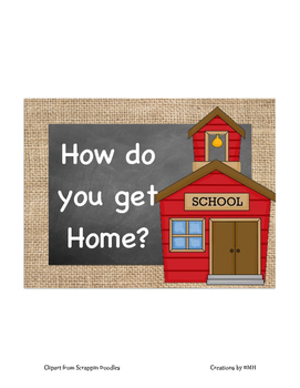 How Do You Get Home Poster?