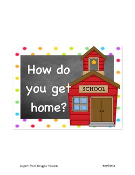 How Do You Get Home Poster
