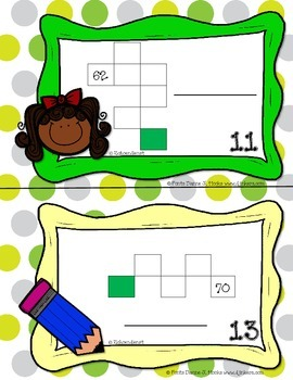Hundred Chart Add & Subtract Practice