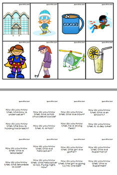 How Do You Know?  Inferencing and Reasoning