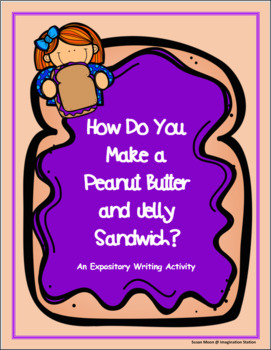 How Do You Make a Peanut Butter and Jelly Sandwich? (Intermediate)