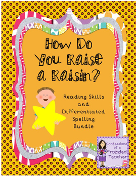 How Do You Raise a Raisin? Bundle (Scott Foresman Reading Street)