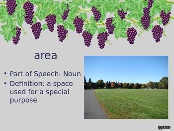 How Do You Raise a Raisin? PowerPoint Reading Street 3.3.1
