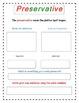 How Do You Raise a Raisin? - Selection Vocabulary