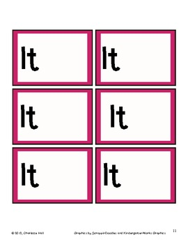 How Does It End: Final Consonant Blends -lk, -lt, -ld