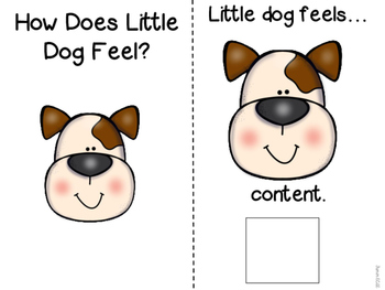 How Does Little Dog Feel? Adapted Book and Poem