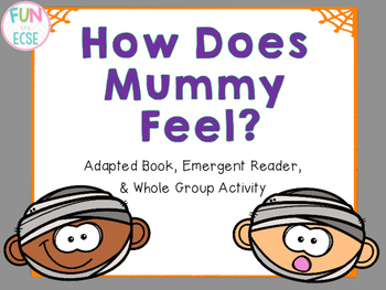 How Does Mummy Feel? Activities