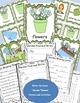 Garden Math and Literacy, Garden Activities Bundle, Garden Unit, Plants Theme