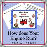 How Does Your Engine Run Social Story (special needs, auti