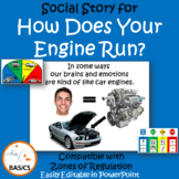 How Does Your Engine Run? Social Narrative and Visuals