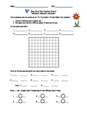 How Does Your Garden Grow? Fractions and Decimals Activity