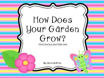 How Does Your Garden Grow Mini-Unit