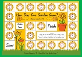 How Does Your Garden Grow O'clock Times Board Game