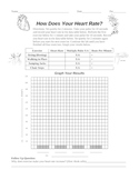 How Does Your Heart RATE? Worksheet