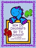 How Does a Dinosaur go to School Reading Adventure