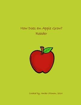 How Does an Apple Grow Reader