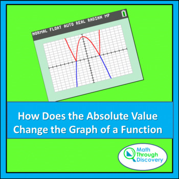 How Does the Absolute Value Change the Graph of a Function