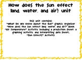 How Does the Sun Affect Land, Water, and Air? Unit