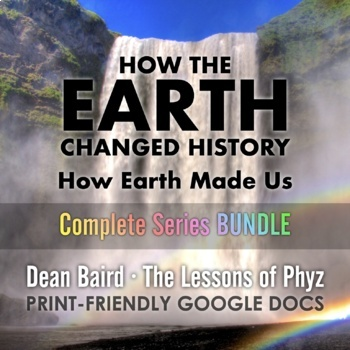 How Earth Made Us - Complete Series Bundle