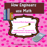 Real World Math - How Engineers Use Math