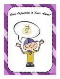 How Expensive is Your Name?  (Fun Decimal/Money/Addition Activity, Grades 3-6)