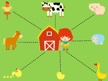 How Far to the Barn? - Measuring Length Activities