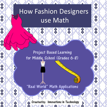 How Fashion Designers Use Math in their Career - Real World Math