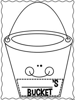 How Full Is Your Bucket Activity