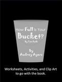 **Best Seller** How Full Is Your Bucket? Worksheets, Activ