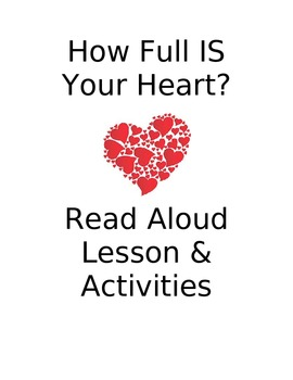 How Full Is Your Heart?