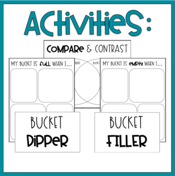 How Full is Your Bucket? / Promoting a POSITIVE classroom / Read Aloud