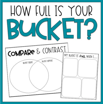 How Full is Your Bucket? / Read Aloud Book Companion