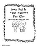 How Full is Your Bucket Reading Adventure